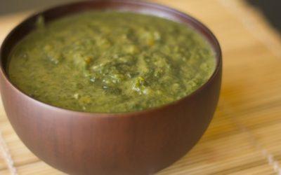 Rezept: Spinat auf griechische Art