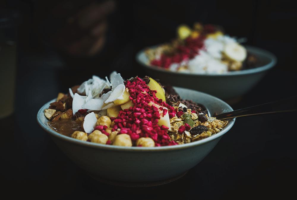 Indisches Vitamin- und Fatburner-Frühstück